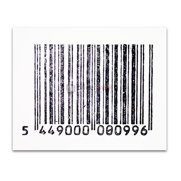 Abdruck Nr.12 Barcode