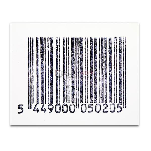 Abdruck Nr.14 Barcode