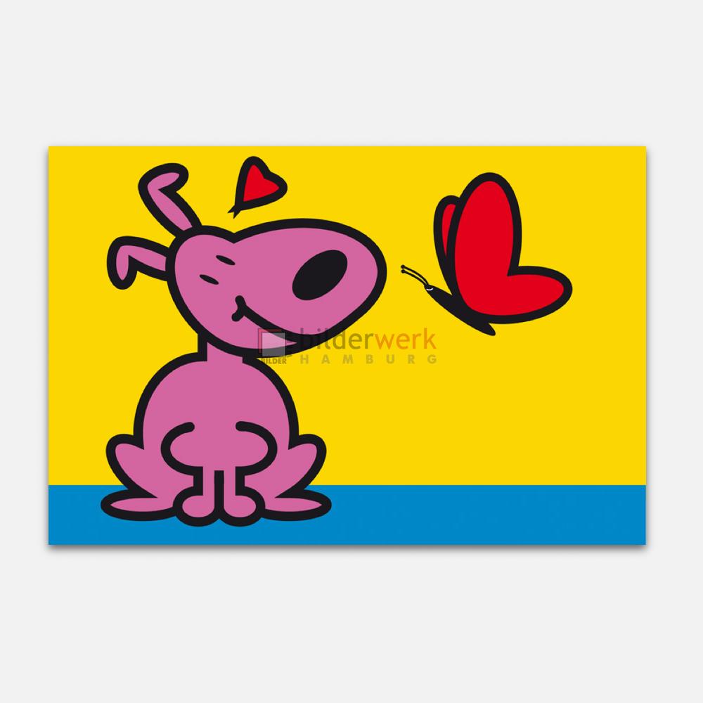 Dog in Love 1