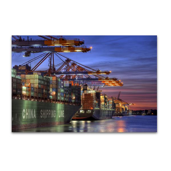 Hamburg - Hafen 001