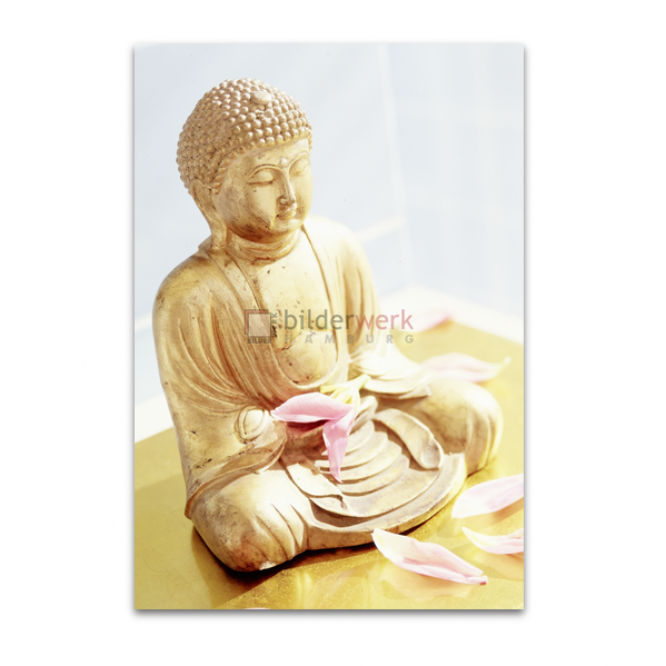 Blüten Buddha