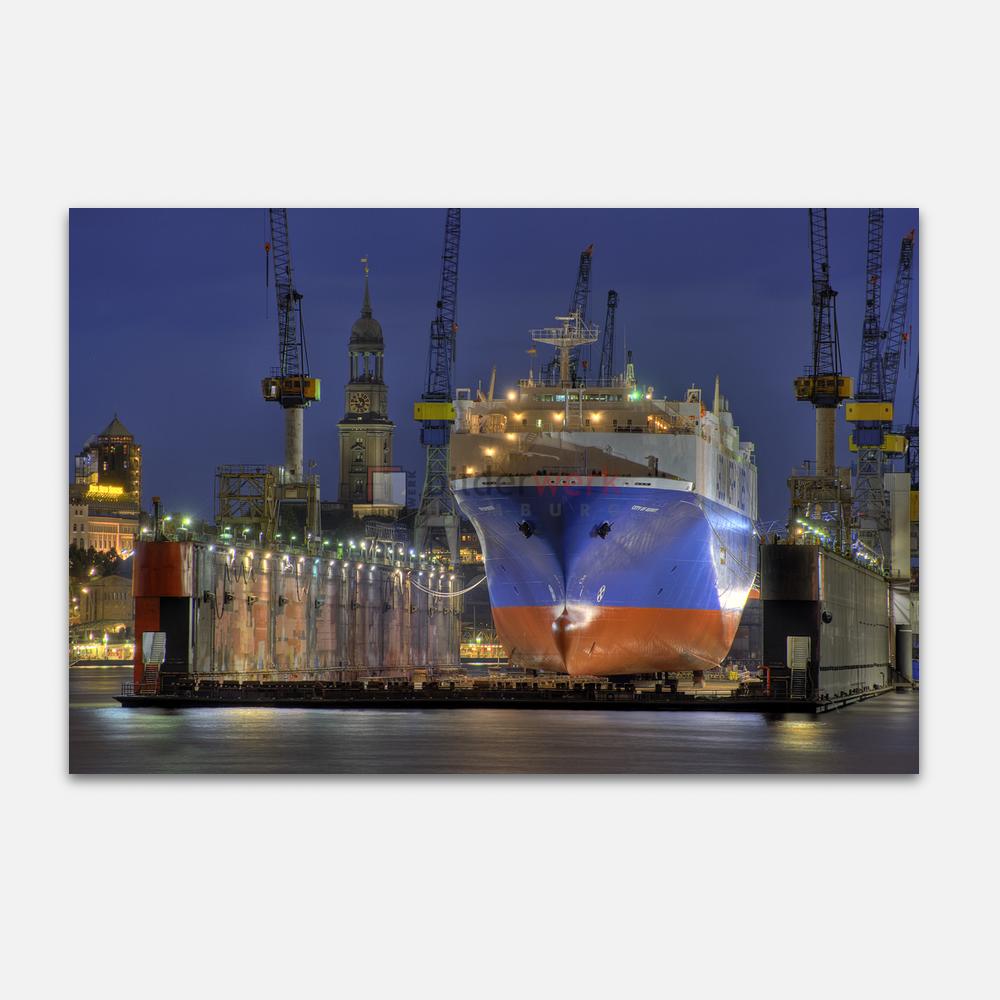 Hamburg – Hafen 357 1