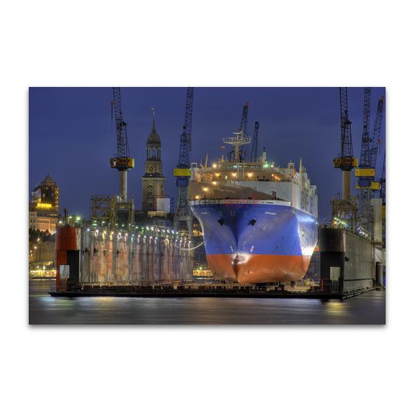 Hamburg - Hafen 357