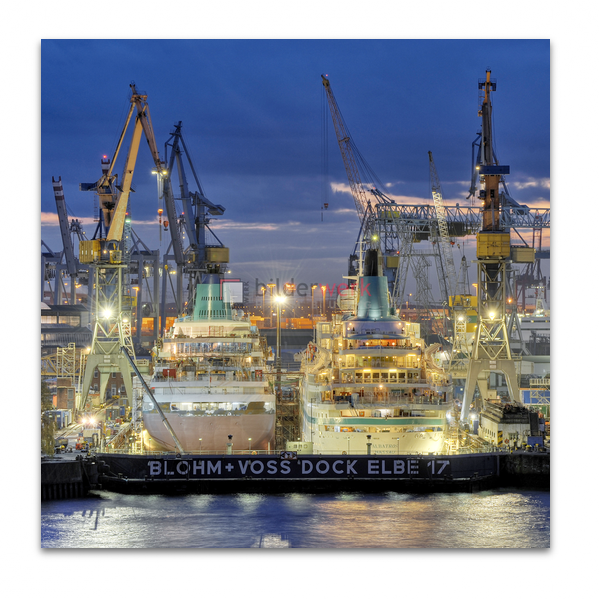 Hamburg - Hafen 360