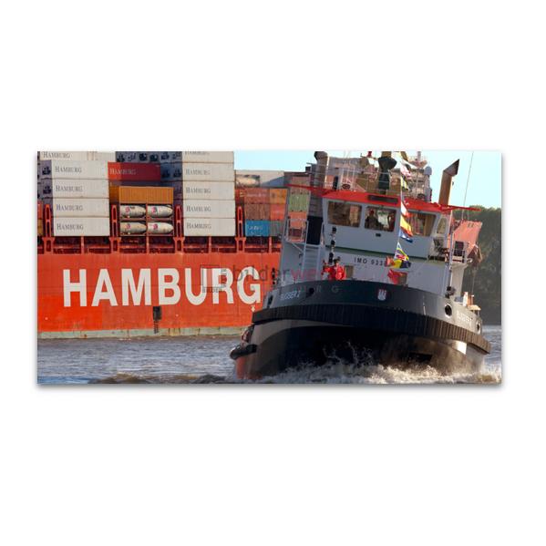 Hamburg - Hafen 162