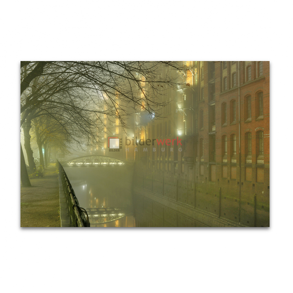 Hamburg - Speicherstadt 074
