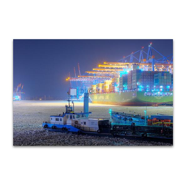 Hamburg - Hafen 728
