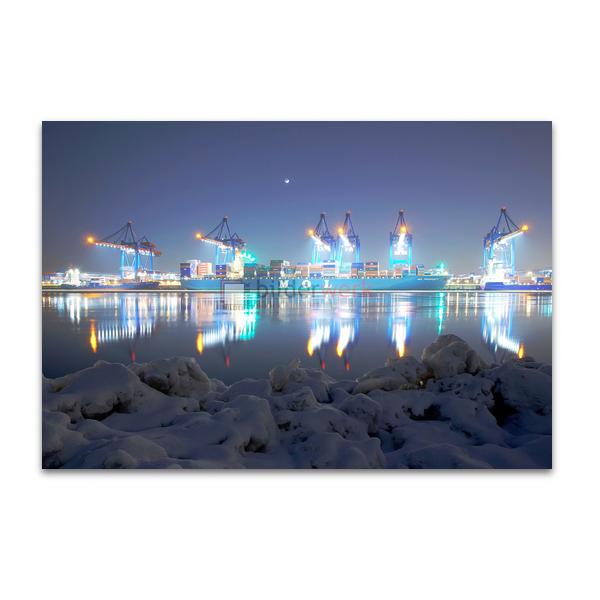 Hamburg - Hafen 729