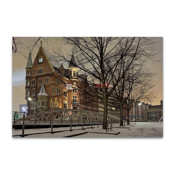 Hamburg - Speicherstadt 083