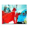 Rotes Schiff