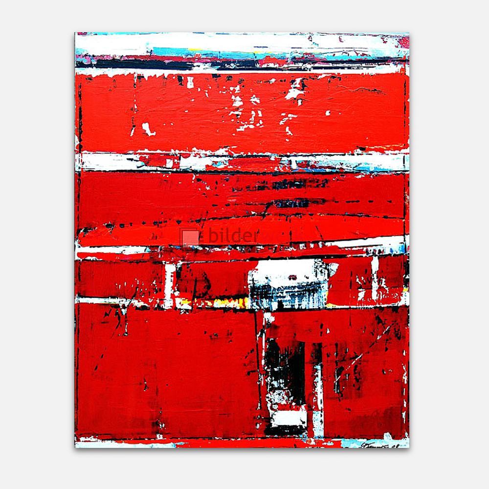 Die rote Landschaft 1