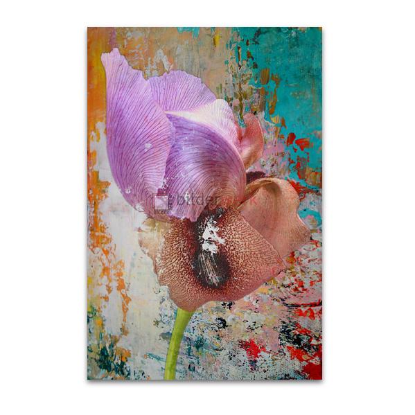 Antike Blume