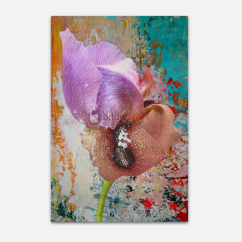 Antike Blume 1
