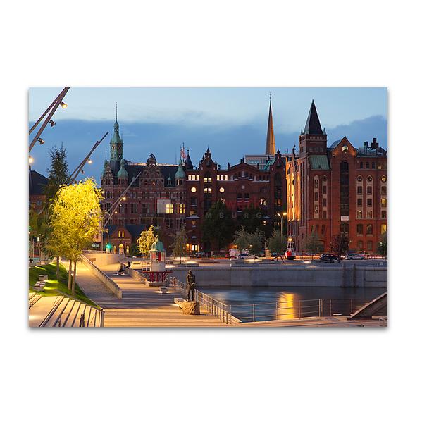 Hamburg - Speicherstadt 049