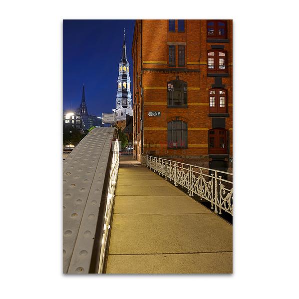 Hamburg - Speicherstadt 052