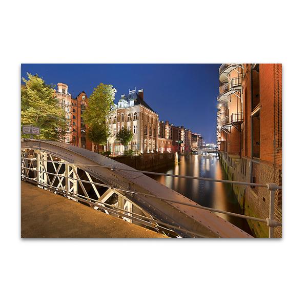 Hamburg - Speicherstadt 016