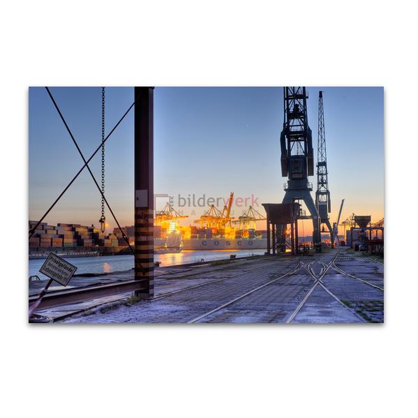 Hamburg - Hafen 041