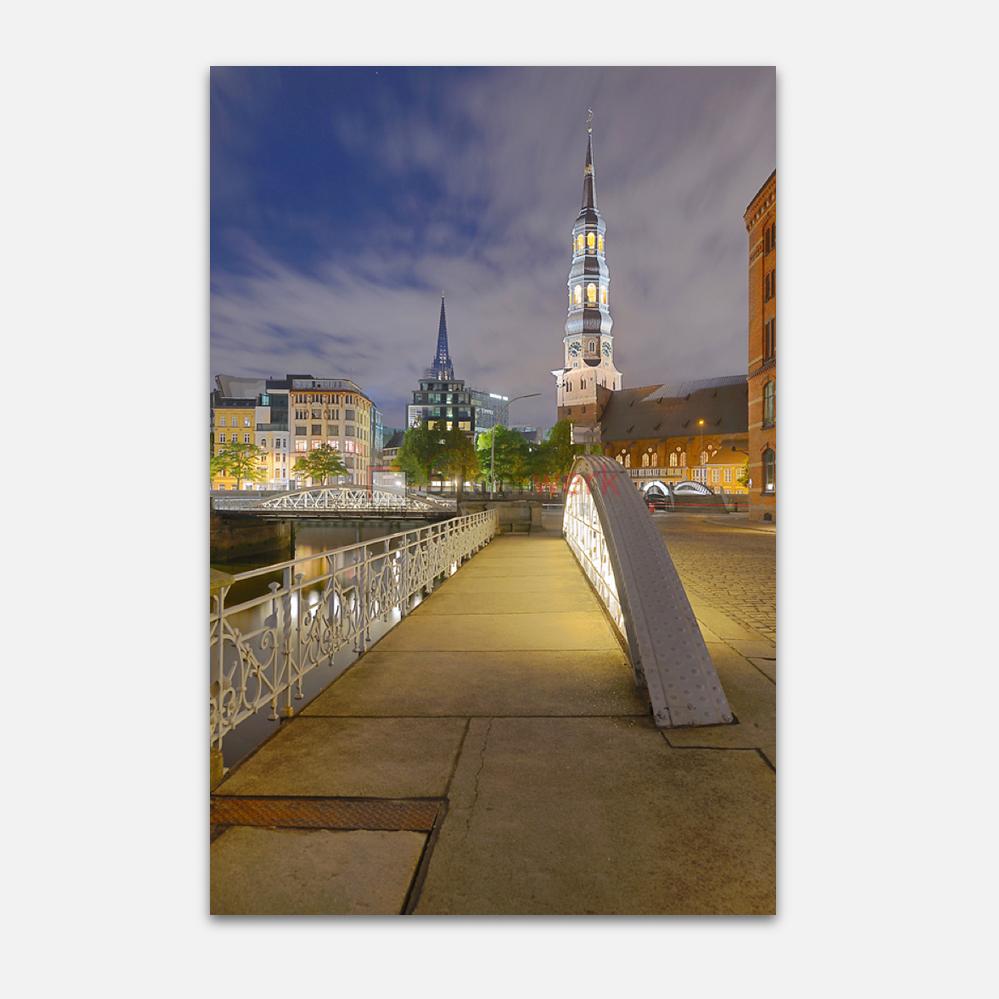 Hamburg – Stadtansichten 421 1
