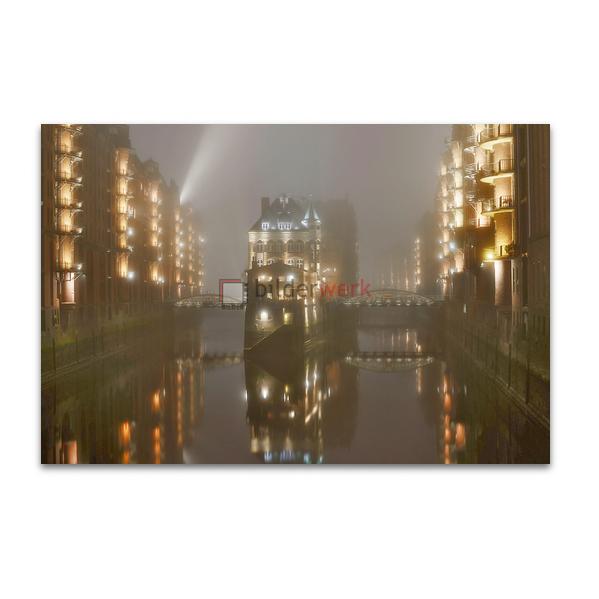 Hamburg - Speicherstadt 080