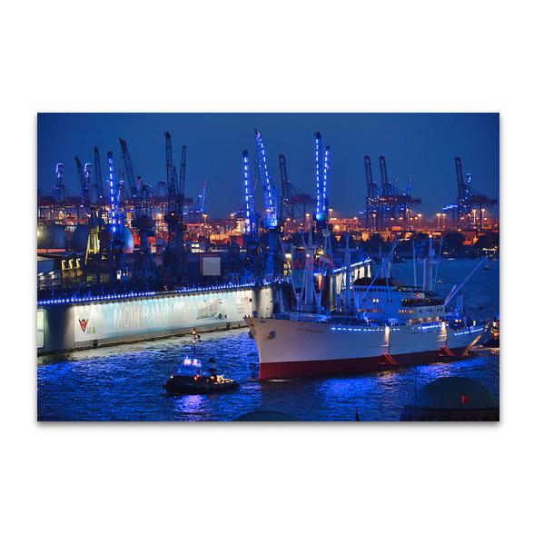 Hamburg - Hafen 754