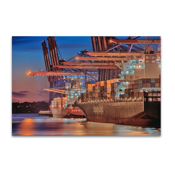 Hamburg - Hafen 004