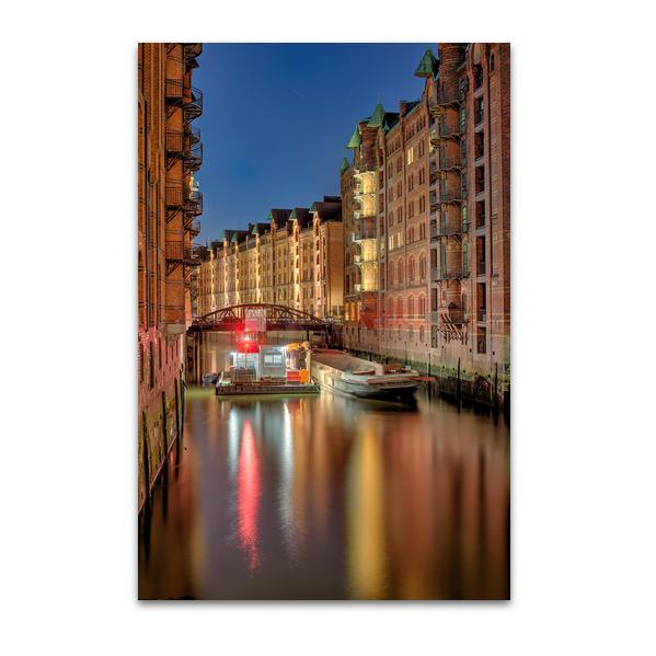 Hamburg - Speicherstadt 025