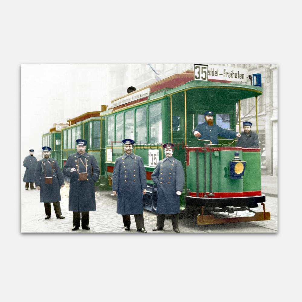 Strassenbahn-Linie 35 1