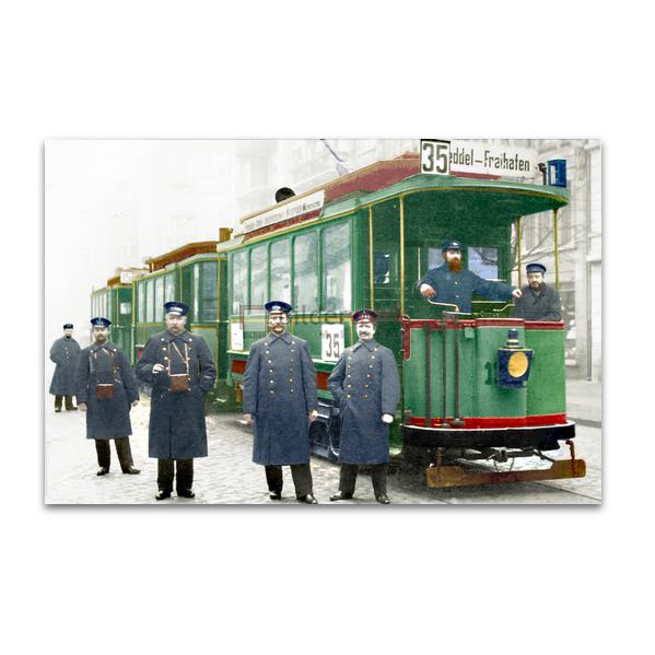 Strassenbahn-Linie 35