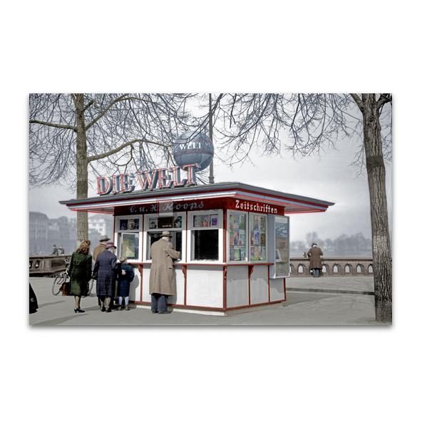Kiosk am Jungfernstieg