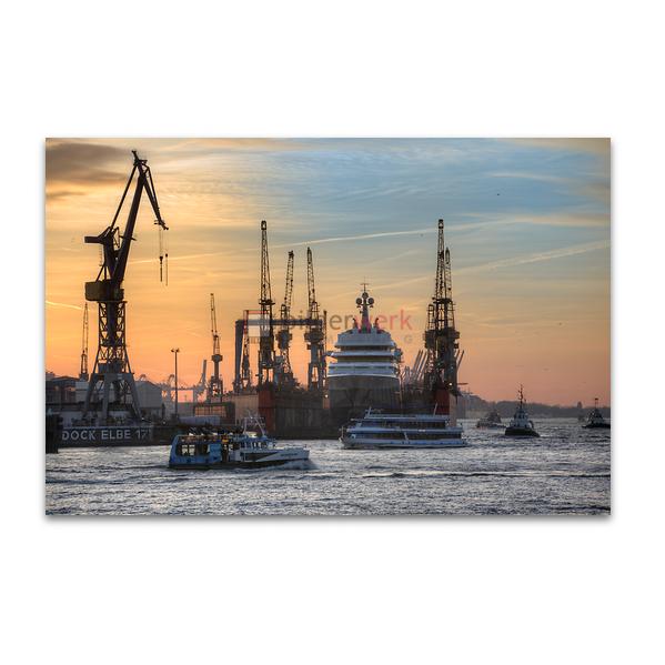 Hamburg - Hafen 355