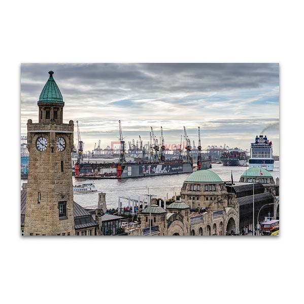 Hamburg - Hafen 204