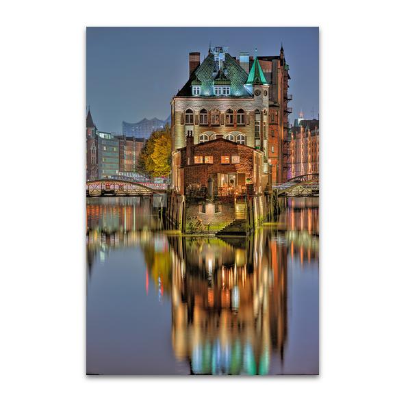 Hamburg - Speicherstadt 007