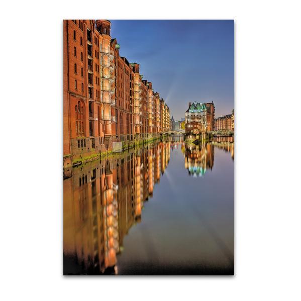 Hamburg - Speicherstadt 009
