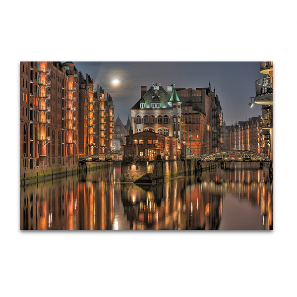 Hamburg - Speicherstadt 011