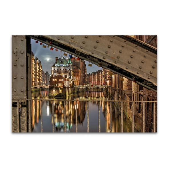 Hamburg - Speicherstadt 015