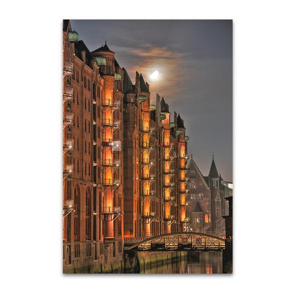 Hamburg - Speicherstadt 031