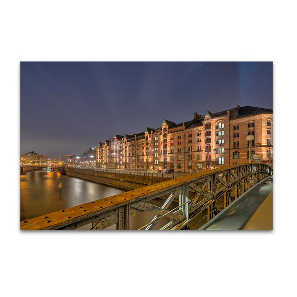 Hamburg - Speicherstadt 053