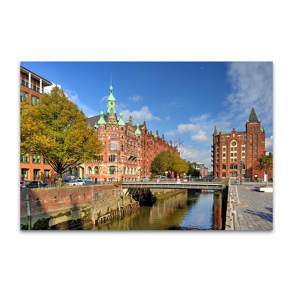Hamburg - Speicherstadt 061