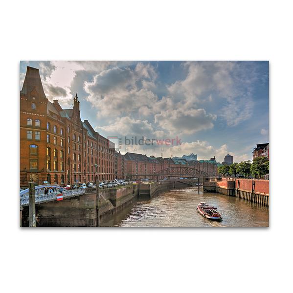 Hamburg - Speicherstadt 064