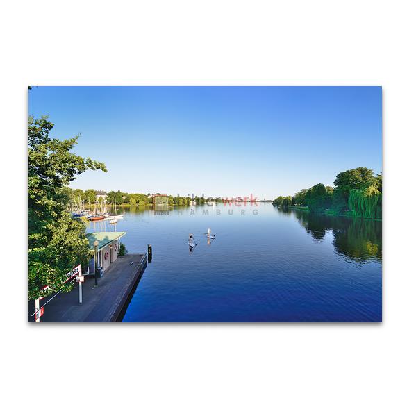 Hamburg - Alster 453
