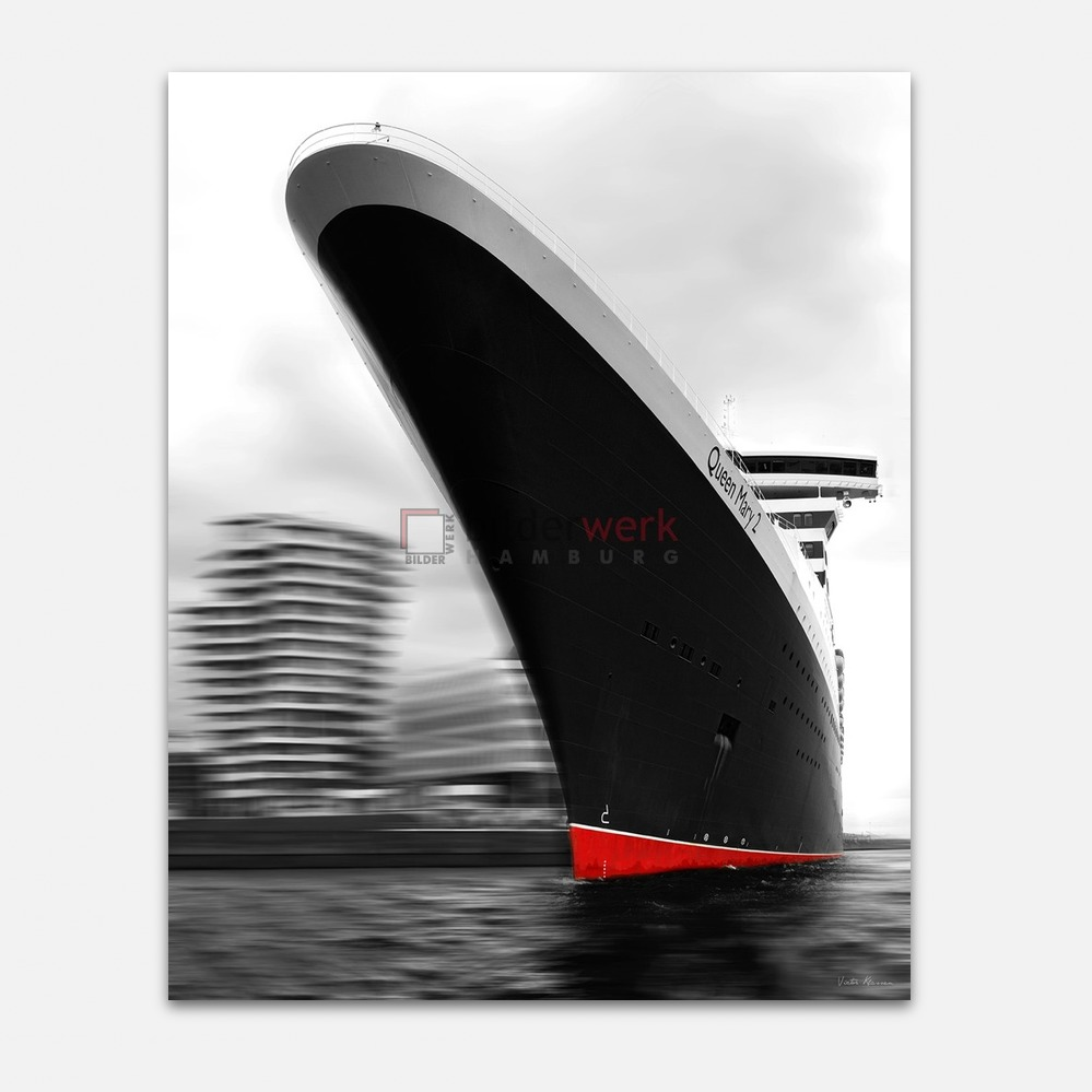 Queen Mary II Edition 1