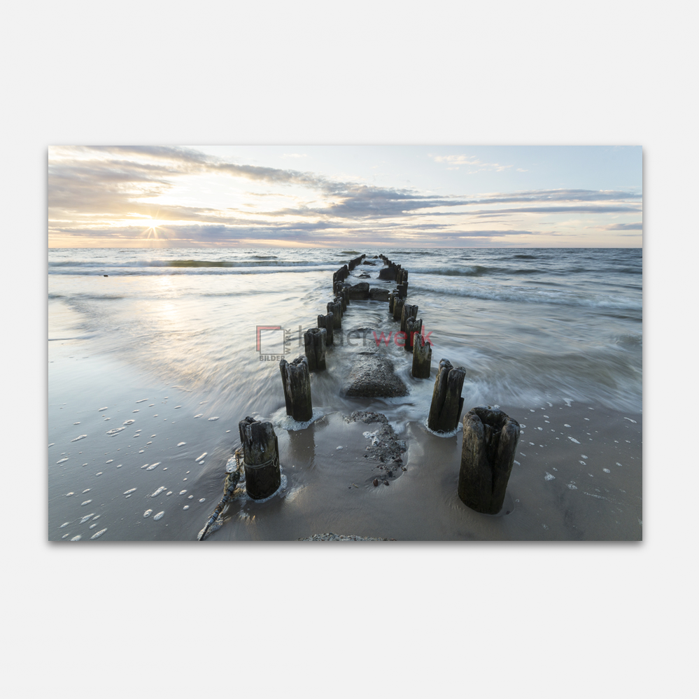 Morgens an der Ostsee 1