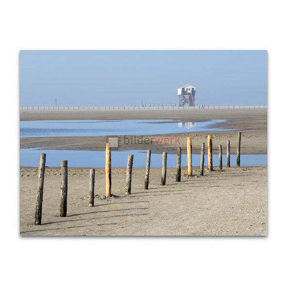 Strand bei St. Peter Ording