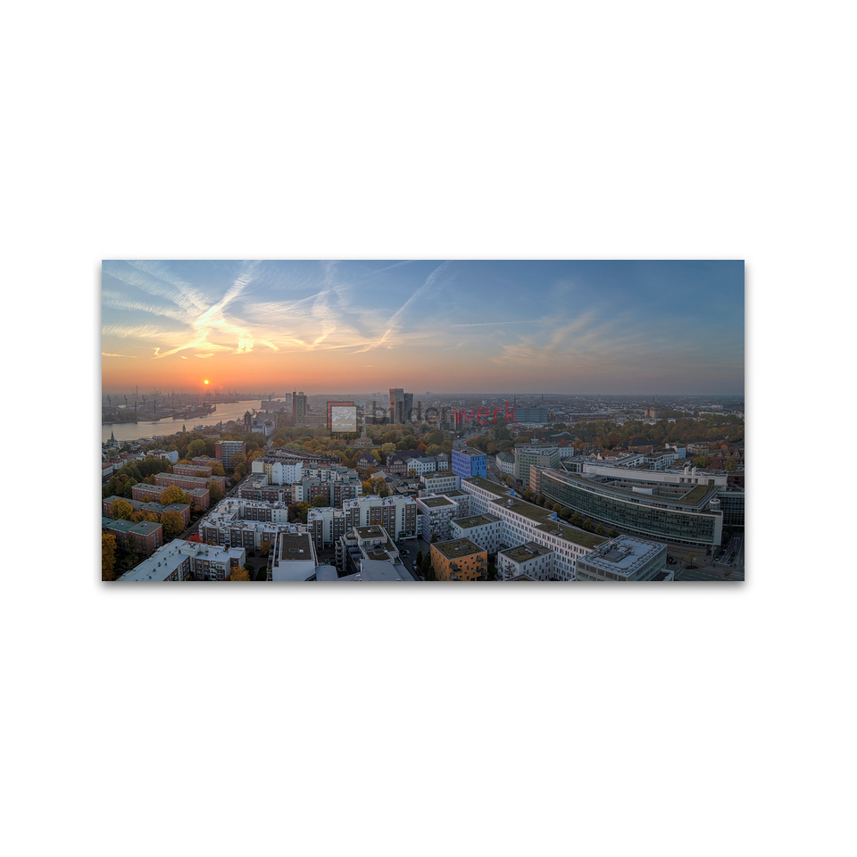 Hamburg Panorama 145