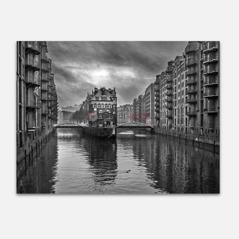 Hamburg – Schwarz auf Weiss 112 1