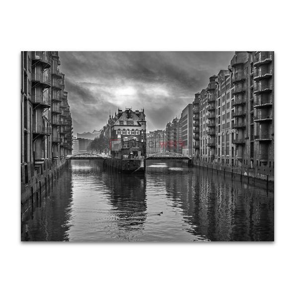 Hamburg - Schwarz auf Weiss 112