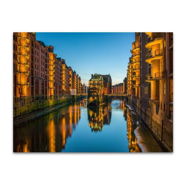 Hamburg - Speicherstadt 001