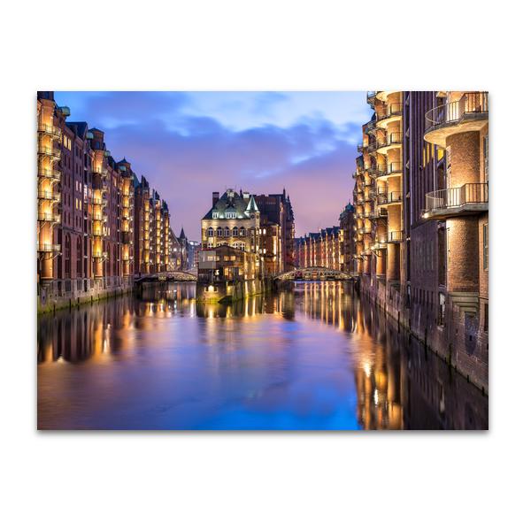 Hamburg - Speicherstadt 002