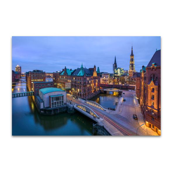 Hamburg - Speicherstadt 125