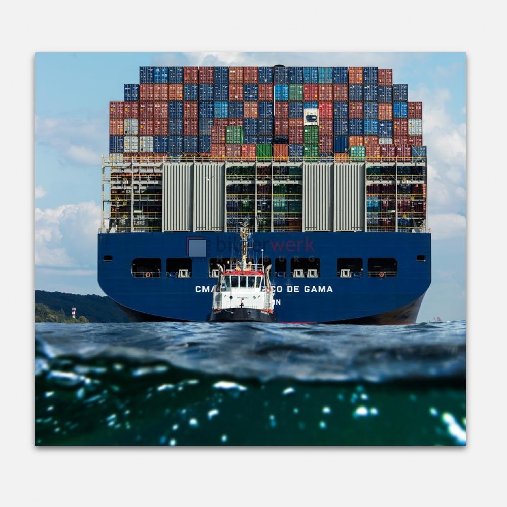 Containerschiff Waterkant 1